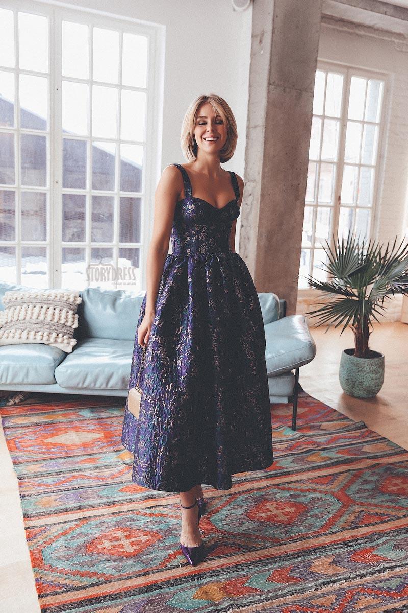 Коктейльное платье на свадьбу подруги