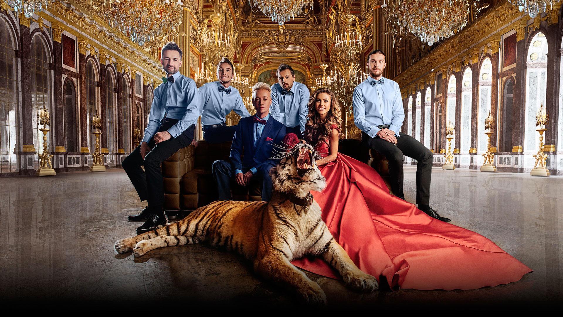 Кавер группа Luxary Band