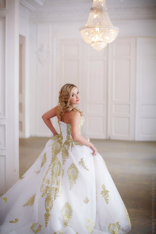 Свадебное платье RoyalGold