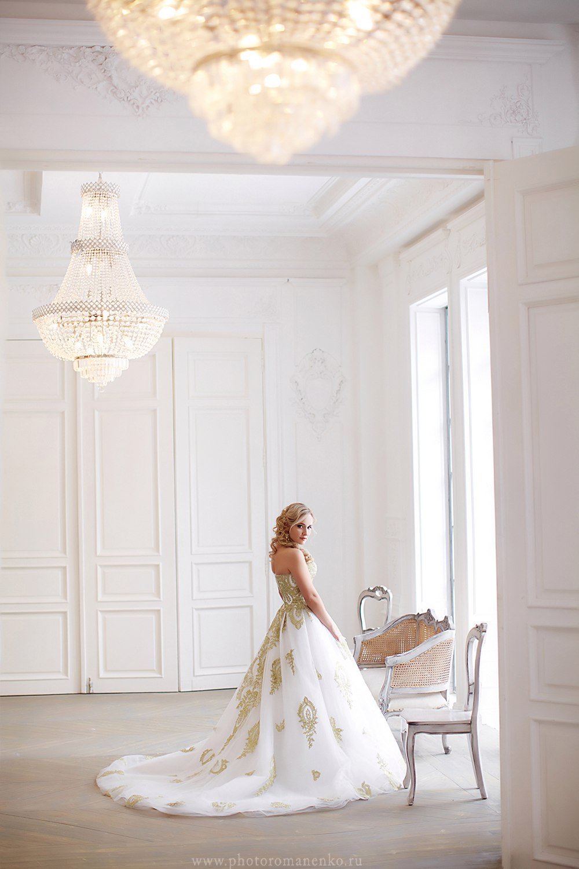Дворцовое платье