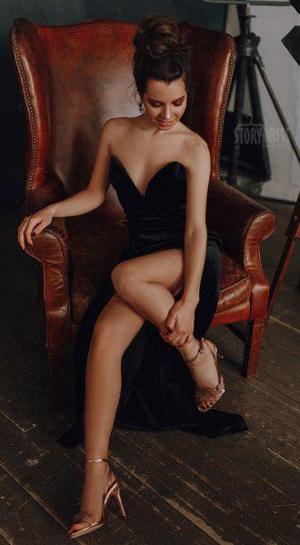 Вечернее платье Bit Of Black