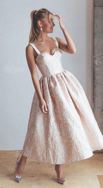 Платье с пышной юбкой Barbie Pink Pearl