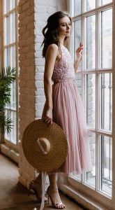 Коктейльное платье Holly Rose