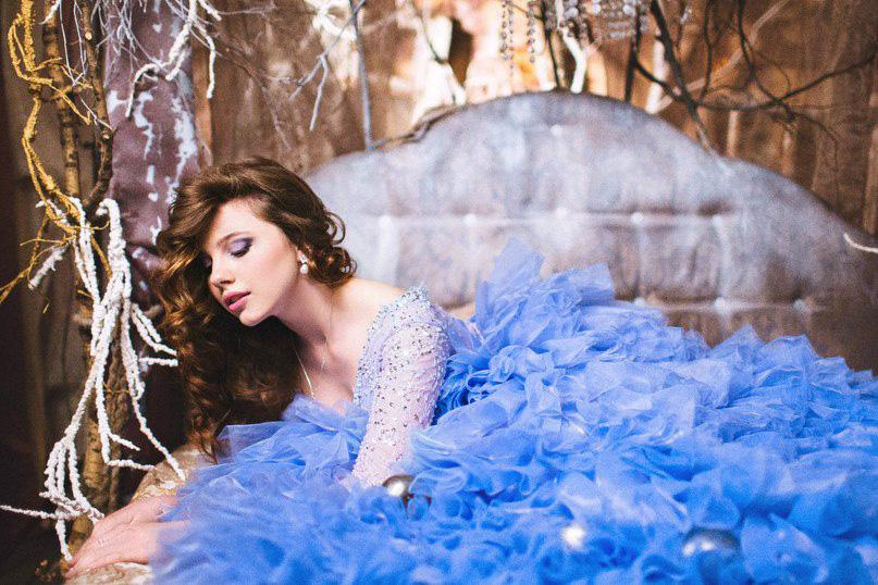 Платье напрокат для фотосессии