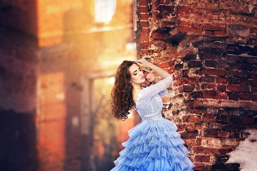 Пышные платья в Москве напрокат