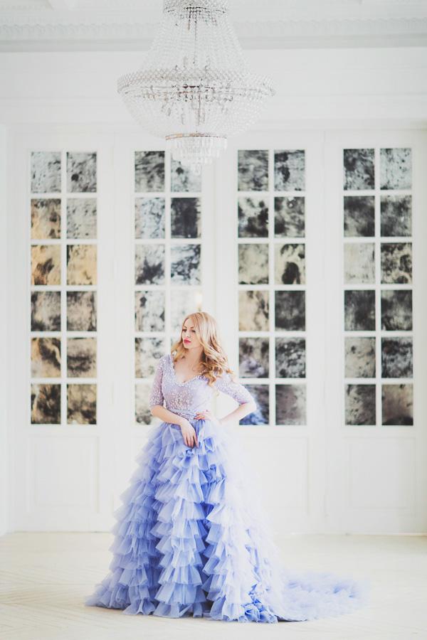 Прокат пышных платьев для фотосессии