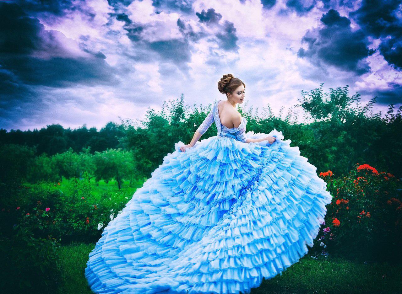 Прокат платьев в Москве