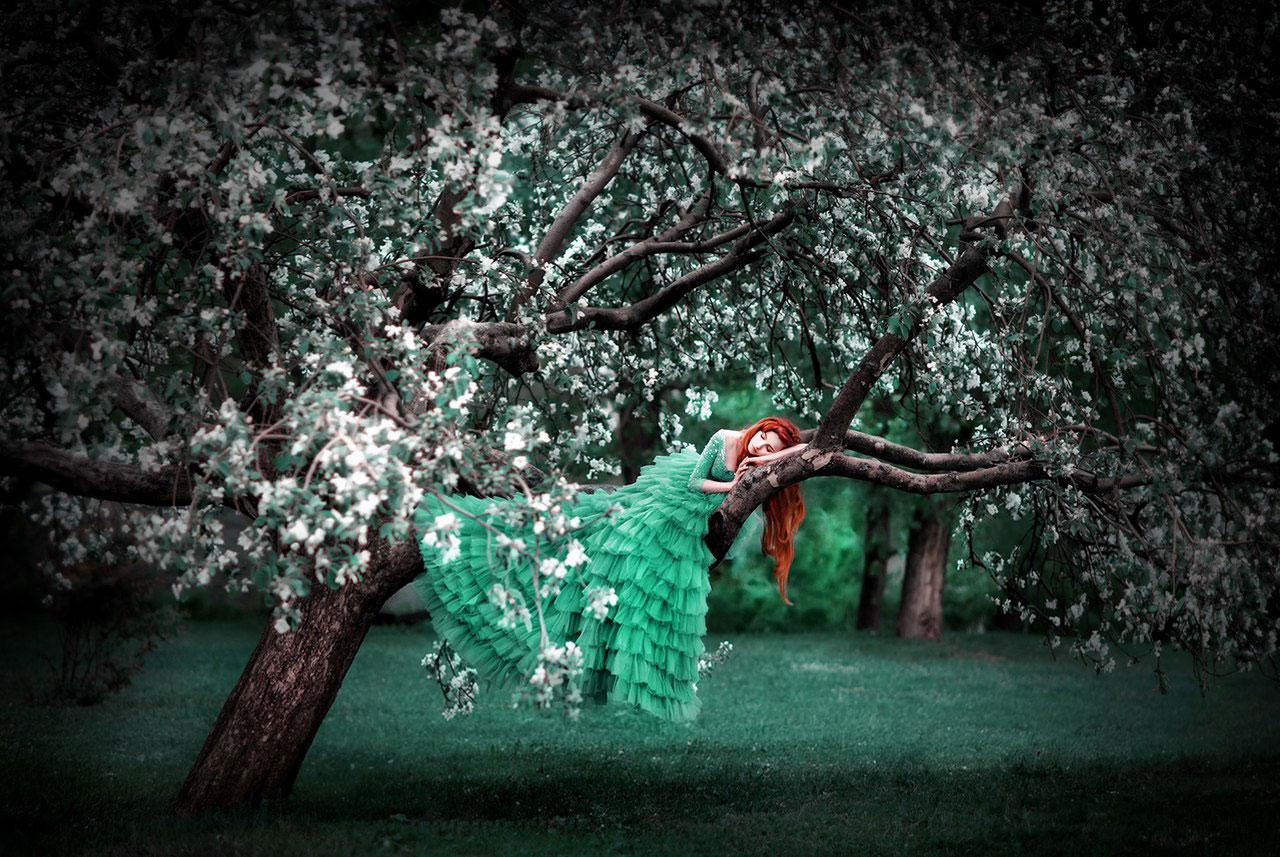 Платье для сказочной фотосессии