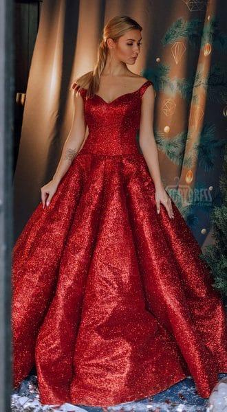 Пышное платье Heartbeat