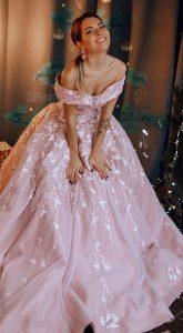 Пышное платье Love Is