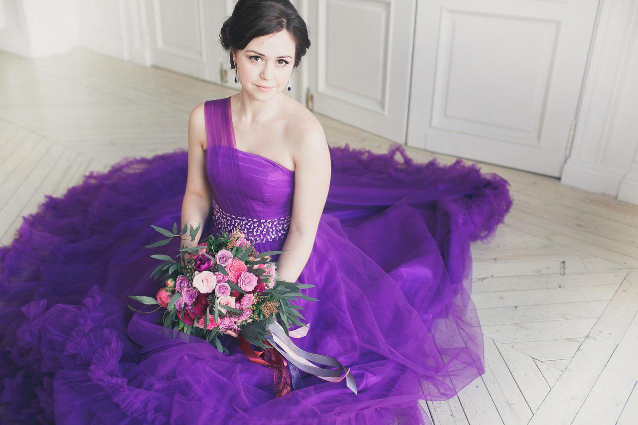 Аренда пышных платьев для фотосессии