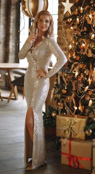 Вечернее платье по фигуре Delicious Dress