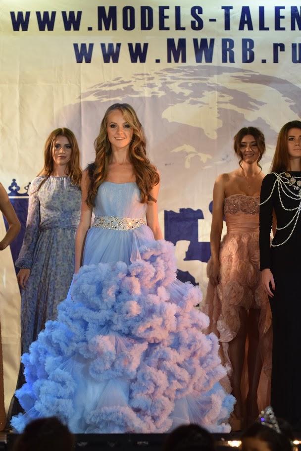 Победительница конкурса Юная Мисс Россия 2015