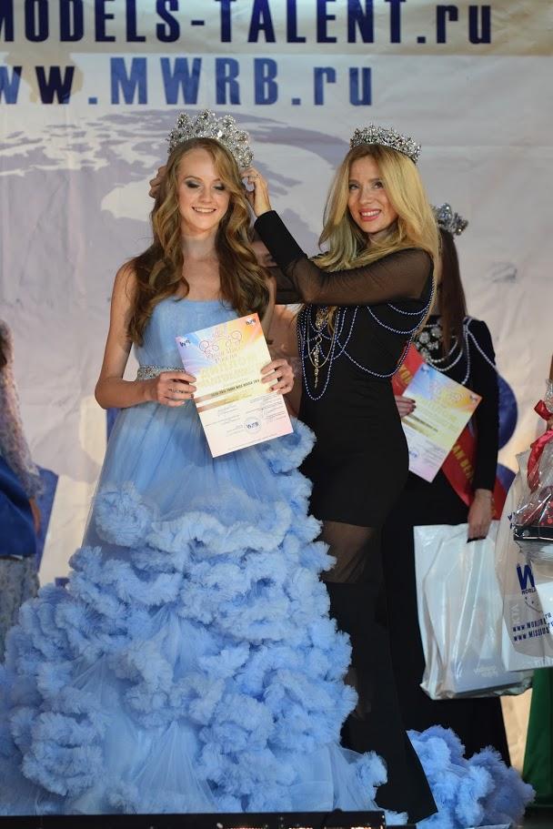 Елена Голошубова Мисс Россия 2015