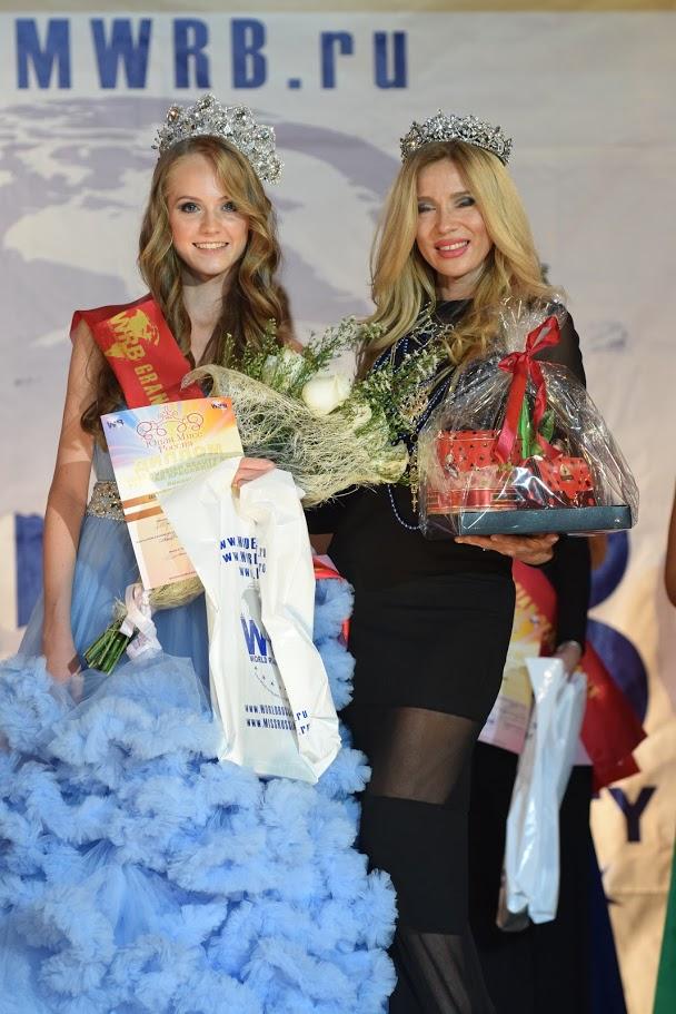 Елена Голошубова Мисс Россия