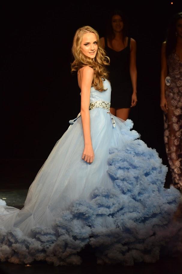 Платье для конкурса