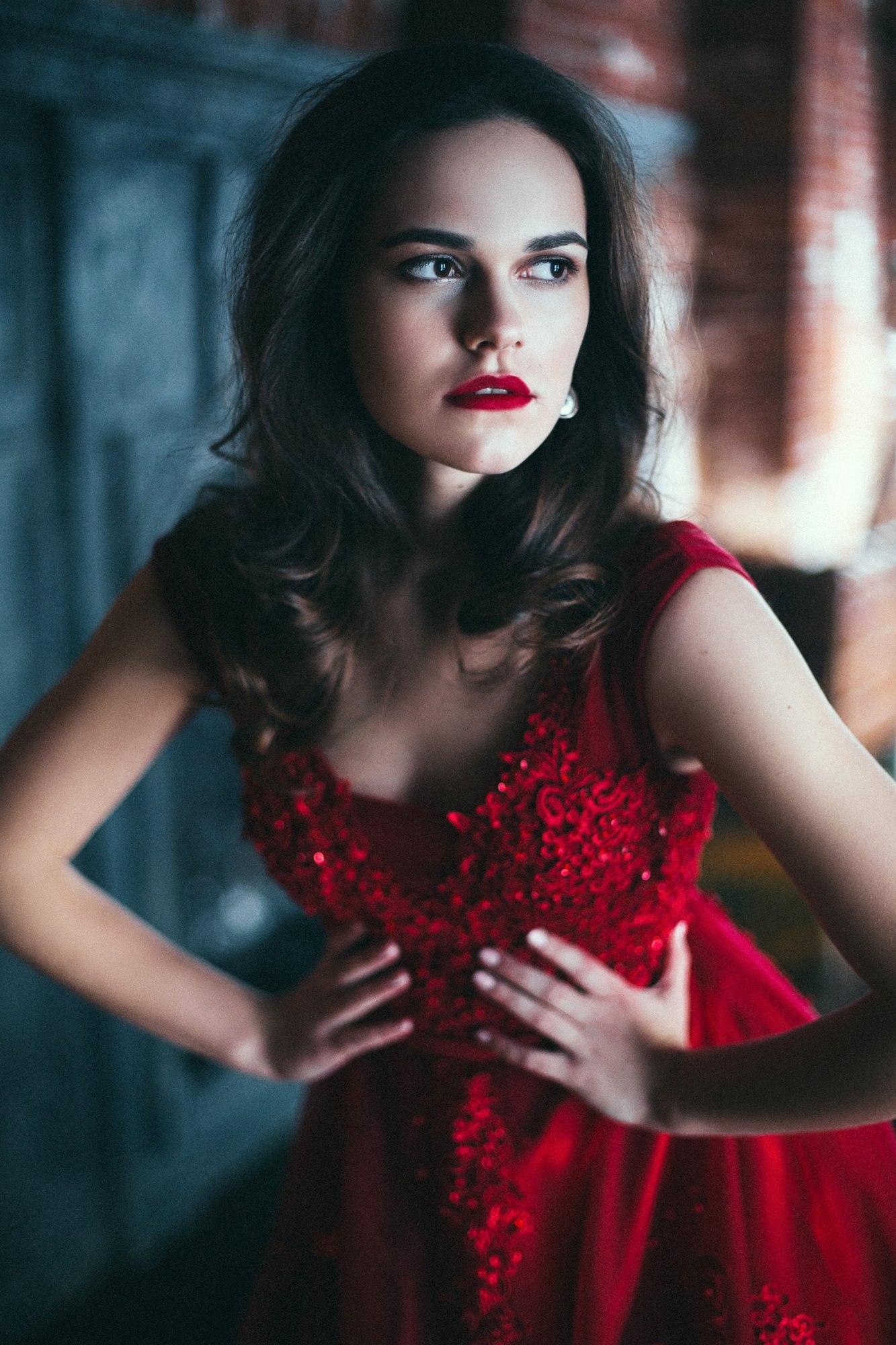 Пышное платье Amelie