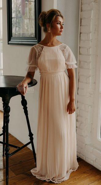 Длинное вечернее платье Arina