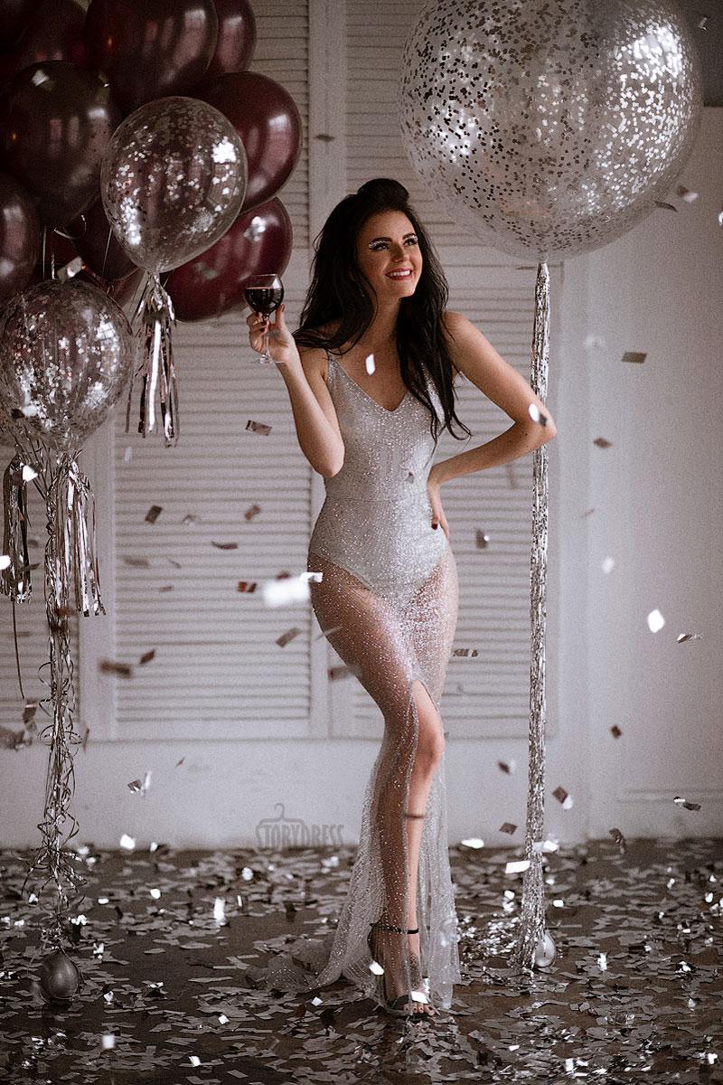 Элитные вечерние платья напрокат в Москве