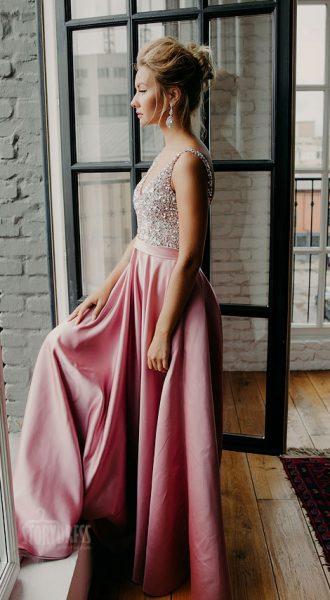 Вечернее платье Ellie Pink