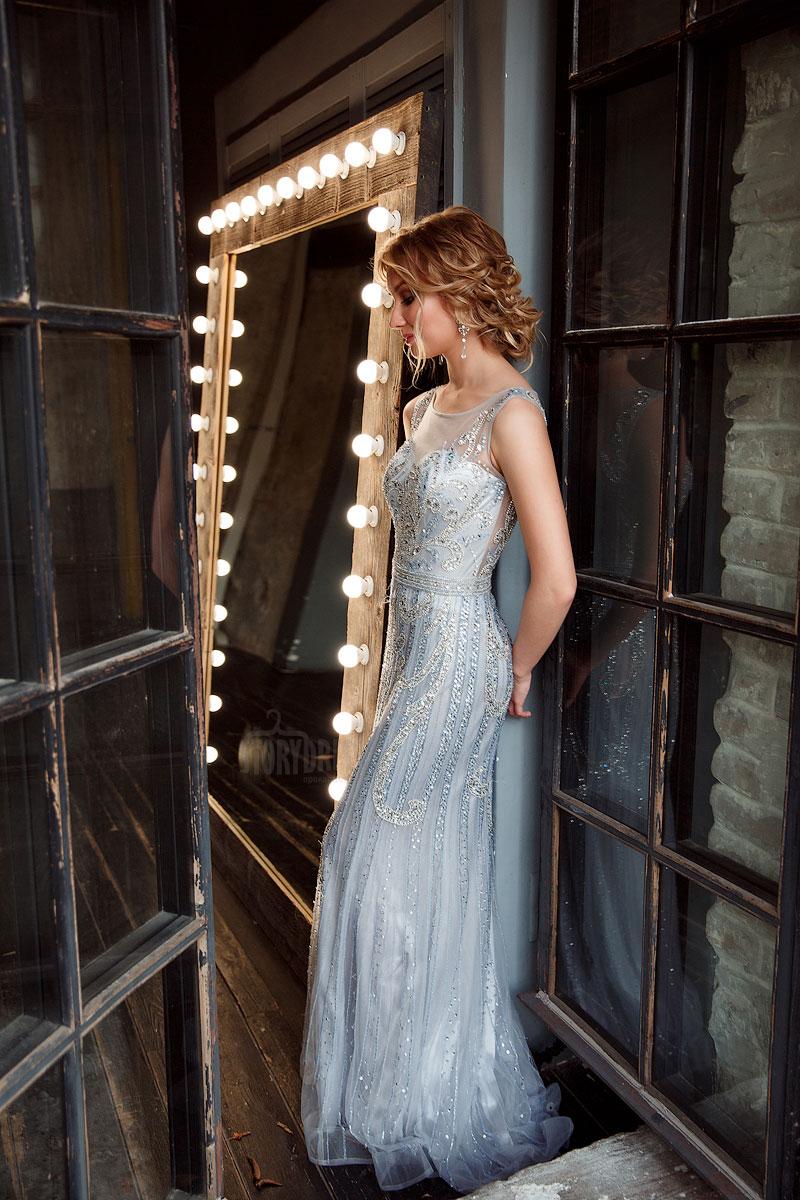 Вечернее платье на свадьбу Москва