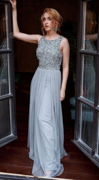 Вечернее платье Gemma Green Tea