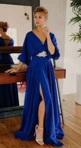 Вечернее платье Jasmine Blue