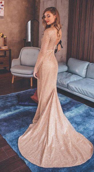 Вечернее платье Luxury Booze 01
