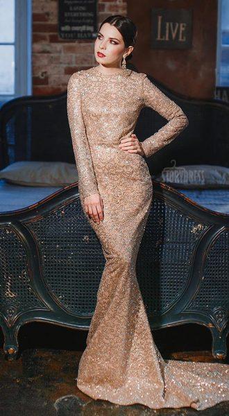 Вечернее платье Luxury Booze 03