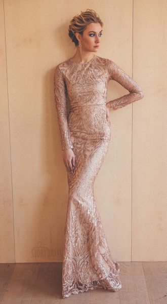 Вечернее платье Luxury Booze 06