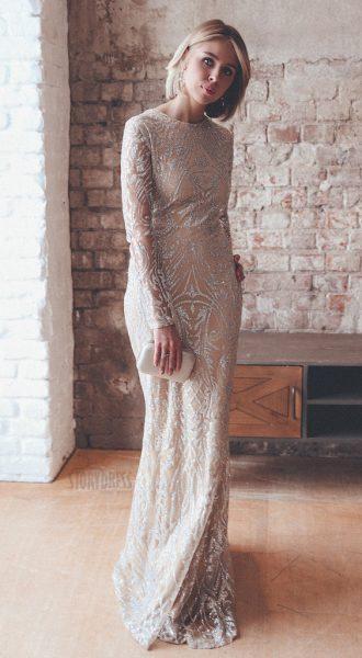 Вечернее платье Luxury Booze 08
