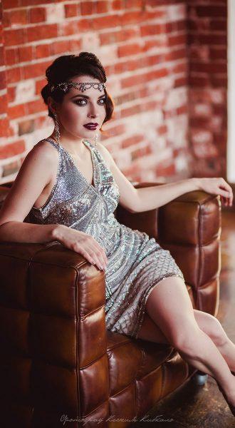 вечернее платье гэтсби