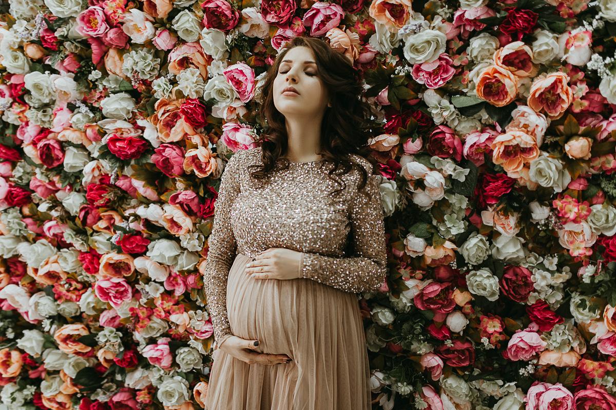 Платье для фотографирования беременности