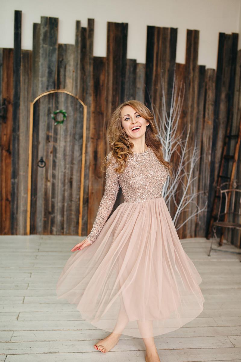 Вечернее платье напрокат