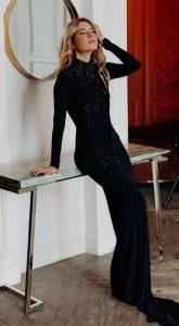 Вечернее платье Pandora Black