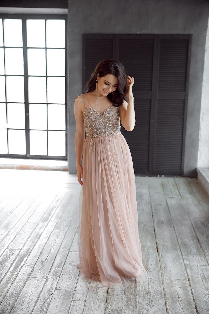 Платье для чувствительных и романтичных особ