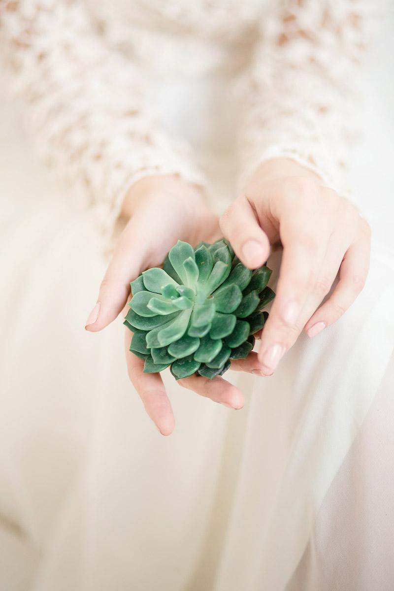 Декоративный цветок для фотосессий
