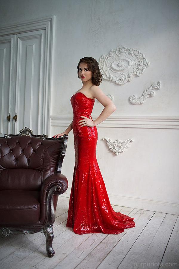 Прокат вечерних платьев