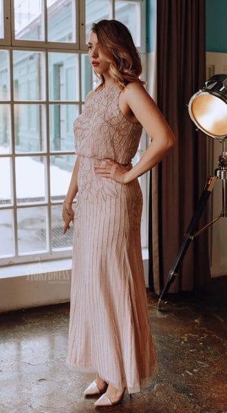 Вечернее платье-максиIlona