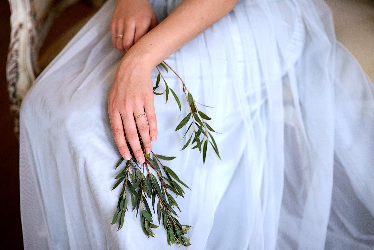 Платье для образа утонченной и хрупкой женщины
