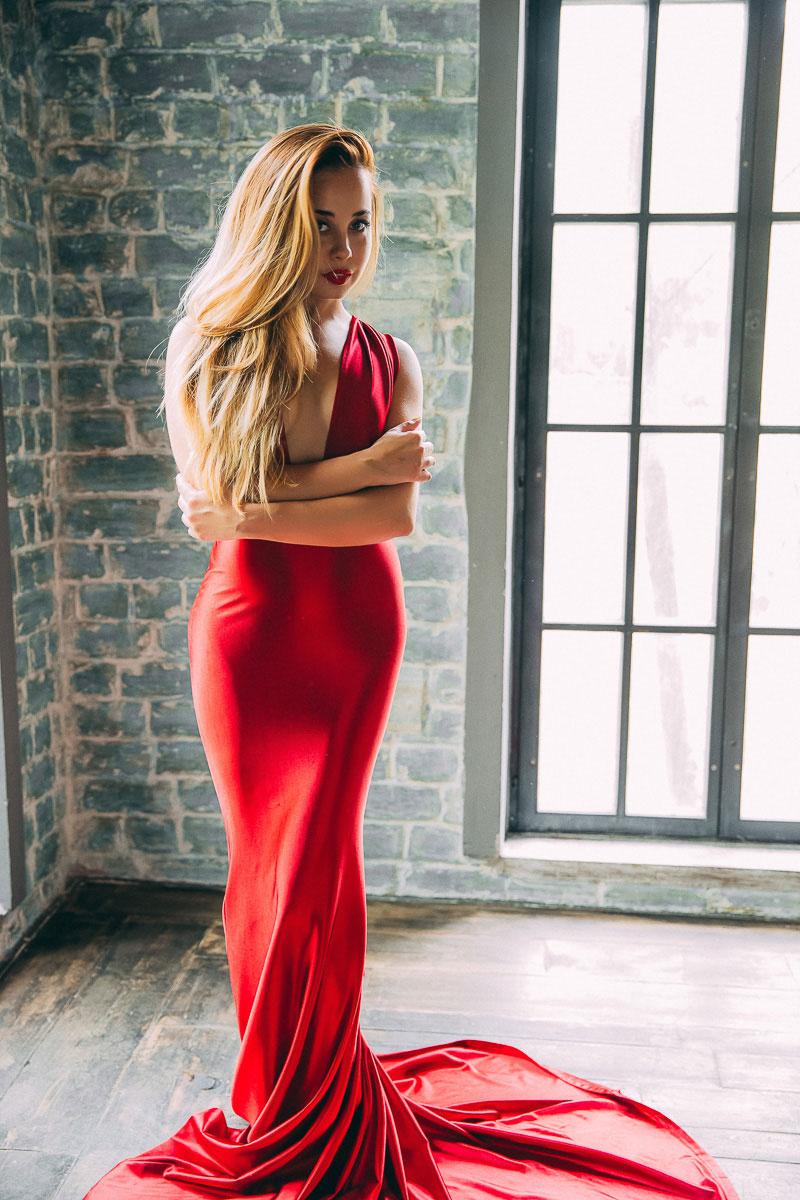 Платье-трансформер Story Dress – Особо опасна