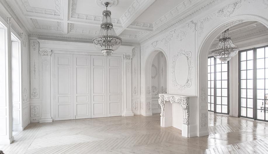 Зал Версаль — фотостудии Royal Studios