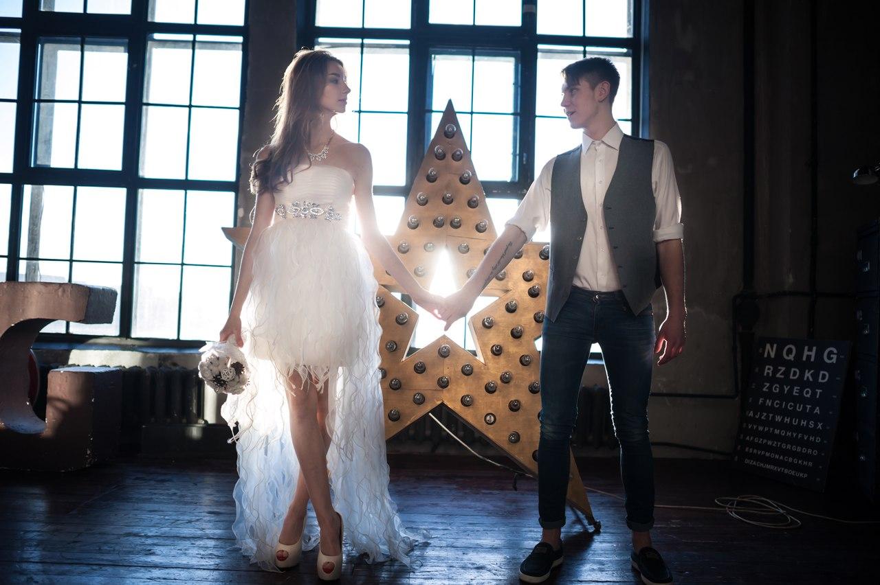 Свадебная фотосессия Натали и Гоши Лис
