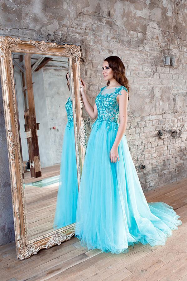 Платье для бала или выпускного вечера