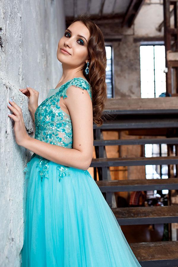 Платье для съёмок