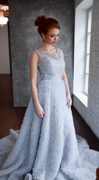 Платье - сама нежность
