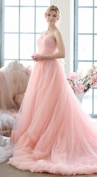 Пышное платье Belle