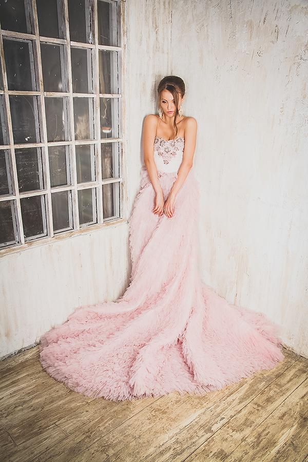прокат пышных платьев