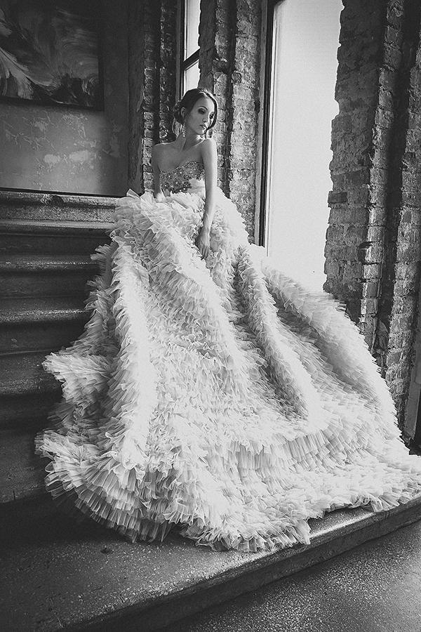 Пышное платье ретро напрокат