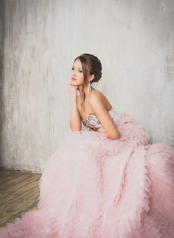 аренда пышных платьев москва